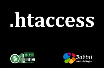 What is a .htaccess file?